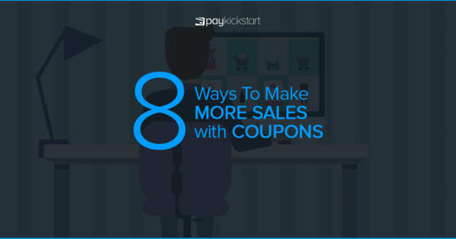 8 ways to make more sales with coupons