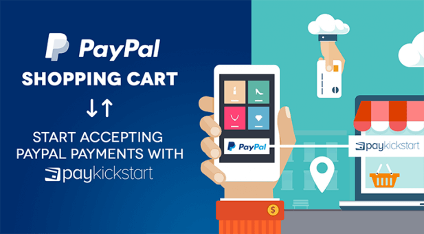 PayPal Shopping Cart: Start Accepting PayPal Payments with