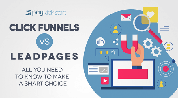 Clickfunnels Vs WordPress Landing Page Can Be Fun For Everyone