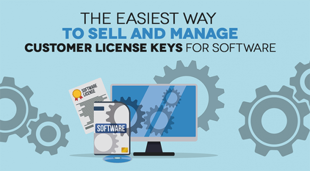 Sell and Manage Customer License Keys for Software